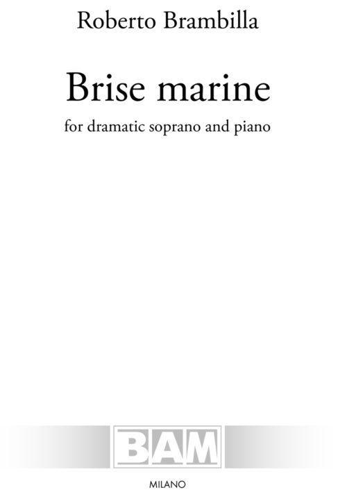 Brambilla_Brise-Marine_Cover