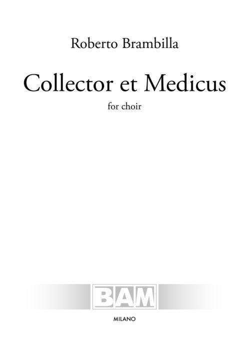 Brambilla_Collector-et-Medicus_Cover