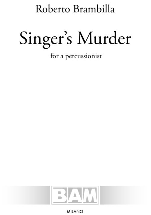 Brambilla_Singer's-Murder_Cover