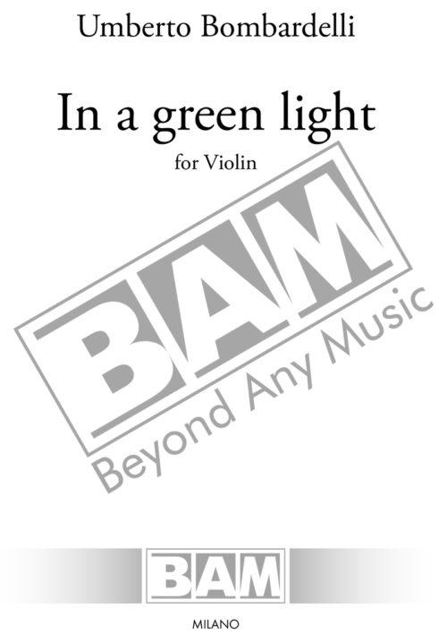 STAMPA_Bombardelli-In-a-green-light_Cover