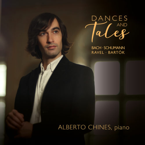 ALBERTO CHINES - DANCES AND TALES - COVER BELIEVE FULL ALBUM