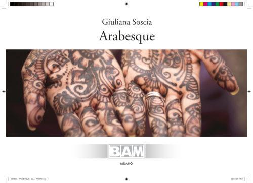 SOSCIA - ARABESQUE - Cover_PHOTO_Pagina_1