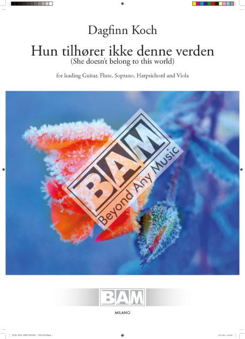 KOCH - HUD 2 (HUN TILHORER...) - FULL SCORE_Pagina_01