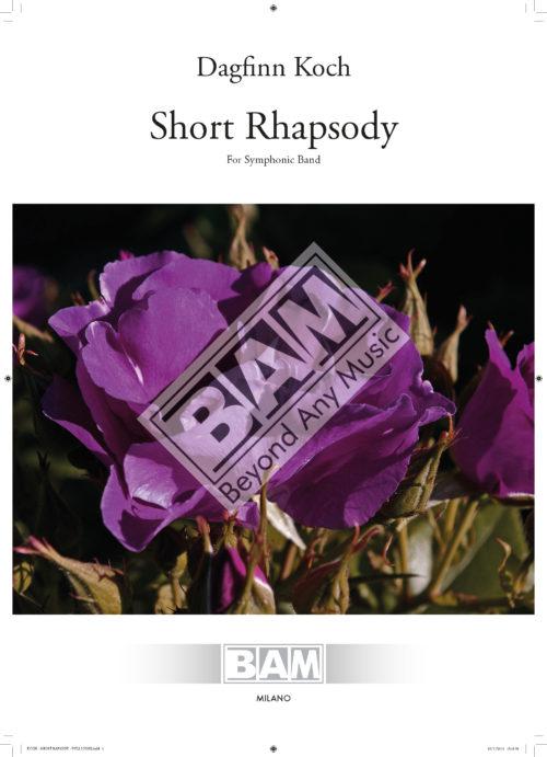 KOCH - SHORT RAPSODY - FULL SCORE_Pagina_01