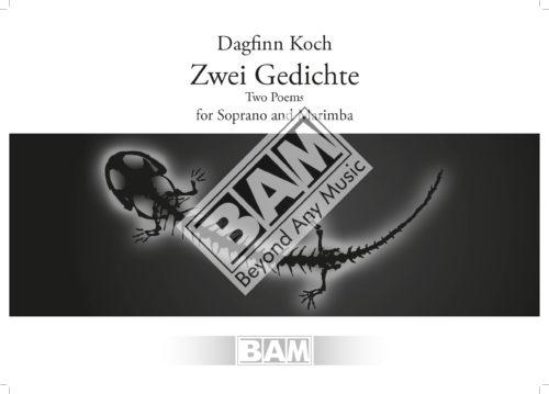 KOCH - ZWEI GEDICHTE - FULL SCORE_Pagina_01