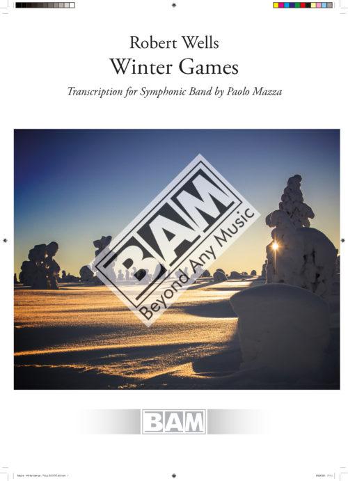 Mazza - Winter Games - FULL SCORE A3_Pagina_01