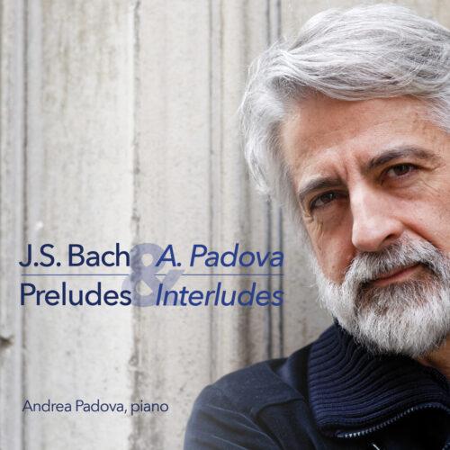 ANDREA PADOVA - PRELUDI E INTERLUDI - COVER BELIEVE FA
