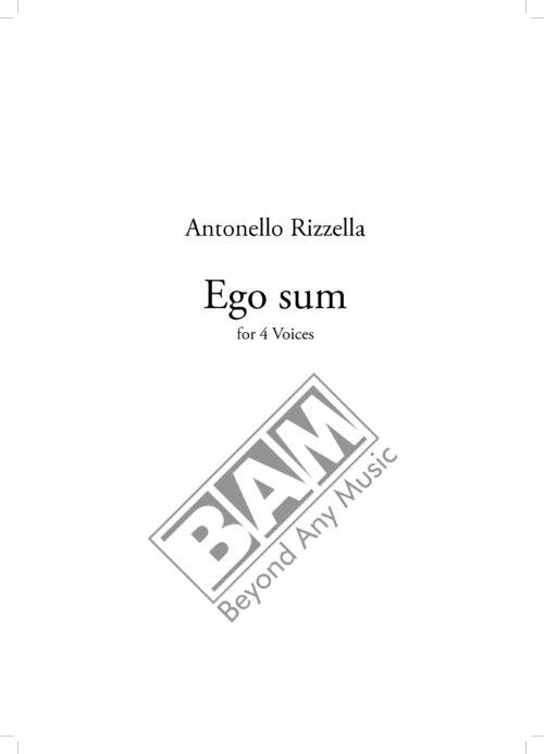 Rizzella-EGO SUM