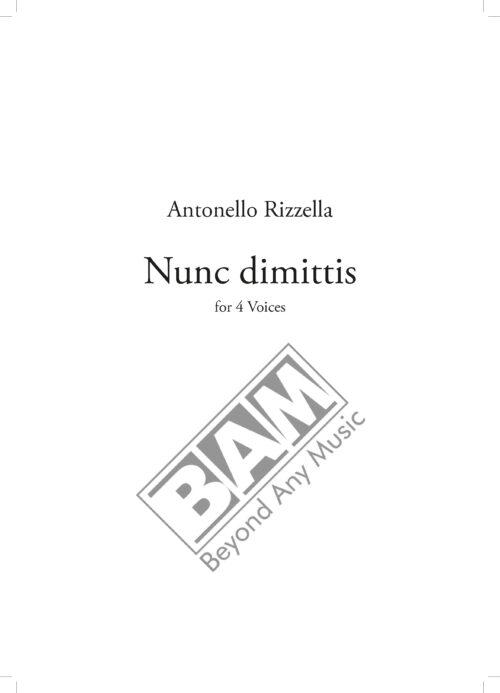 STAMPA_Rizzella-NUNC DIMITTIS_Score_Pagina_1