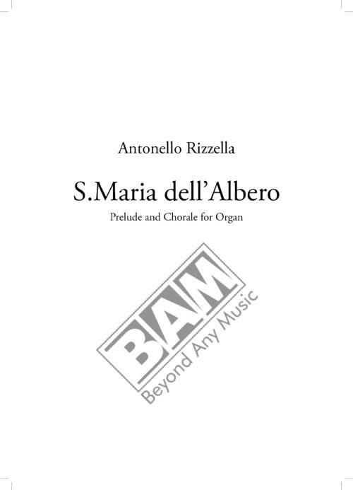 Rizzella-S.MARIA DELL'ALBERO