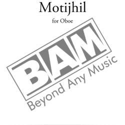 Simone Olivari - Motijhil For Oboe