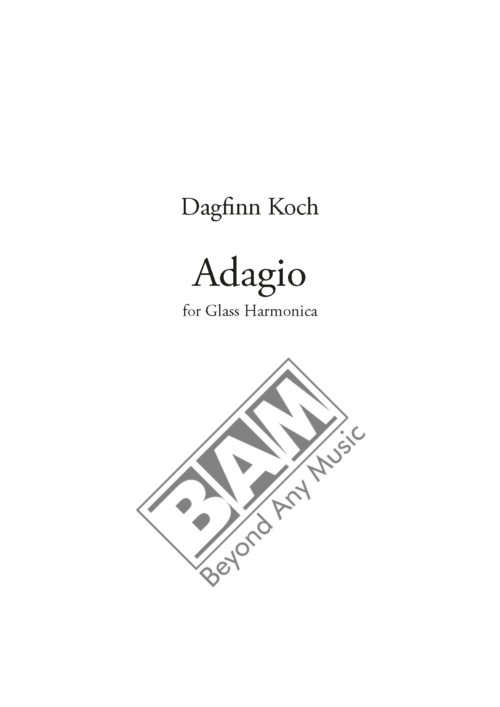 KOCH - ADAGIO - SCORE_Pagina_1