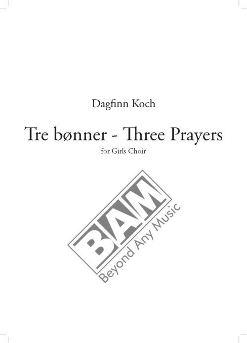 KOCH - TRE BONNER - SCORE_Pagina_01