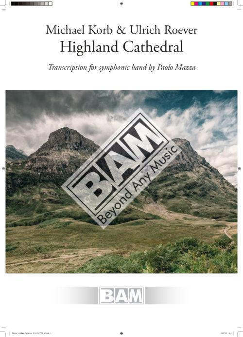 Mazza - Highland Cathedral - FULL SCORE A3_Pagina_01