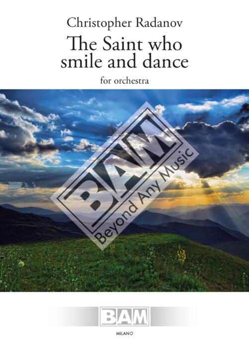 RADANOV - The Saint who smile and dance - FULL SCORE A3_Pagina_01