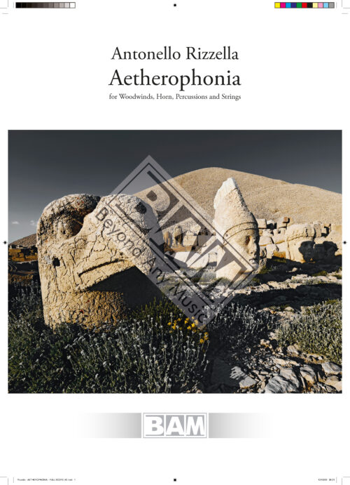 RIZZELLA - AETHEROPHONIA - FULL SCORE